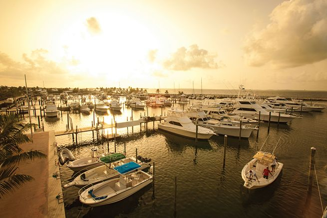 marinas in the abacos