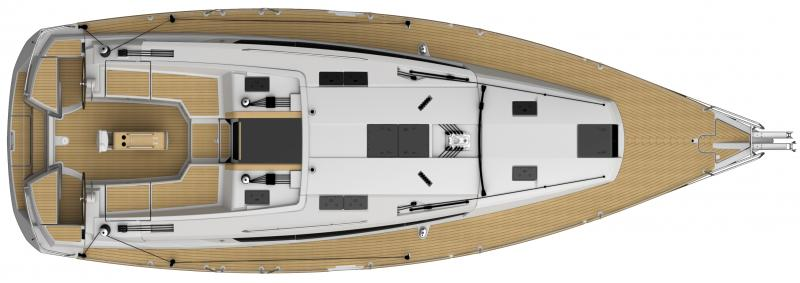jeanneau 44 charter abacos