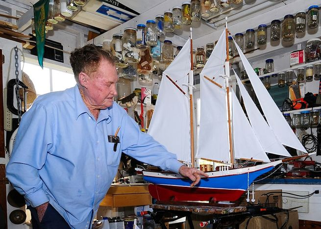 ship models in the abacos