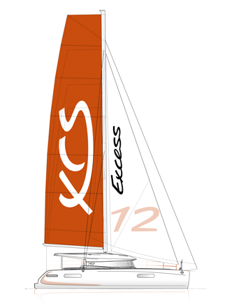 Excess 12 Catamaran for Sale in the Northeast | 325 x 435 png 54kB