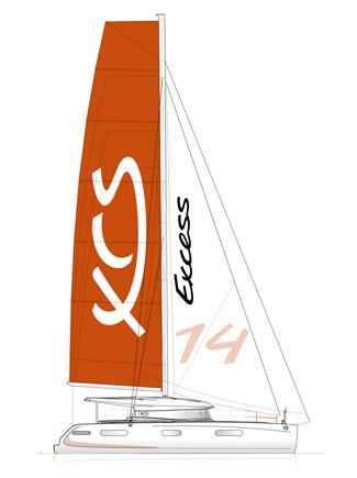 Excess 14 Catamaran