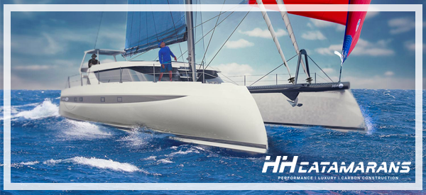 HH Catamarans for Sale