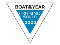 Cruising World's Boat of the Year 2020