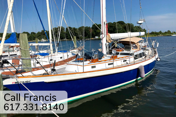 custom 50 sailboat for sale
