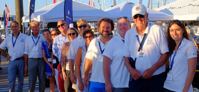 bluenose yachts sales team