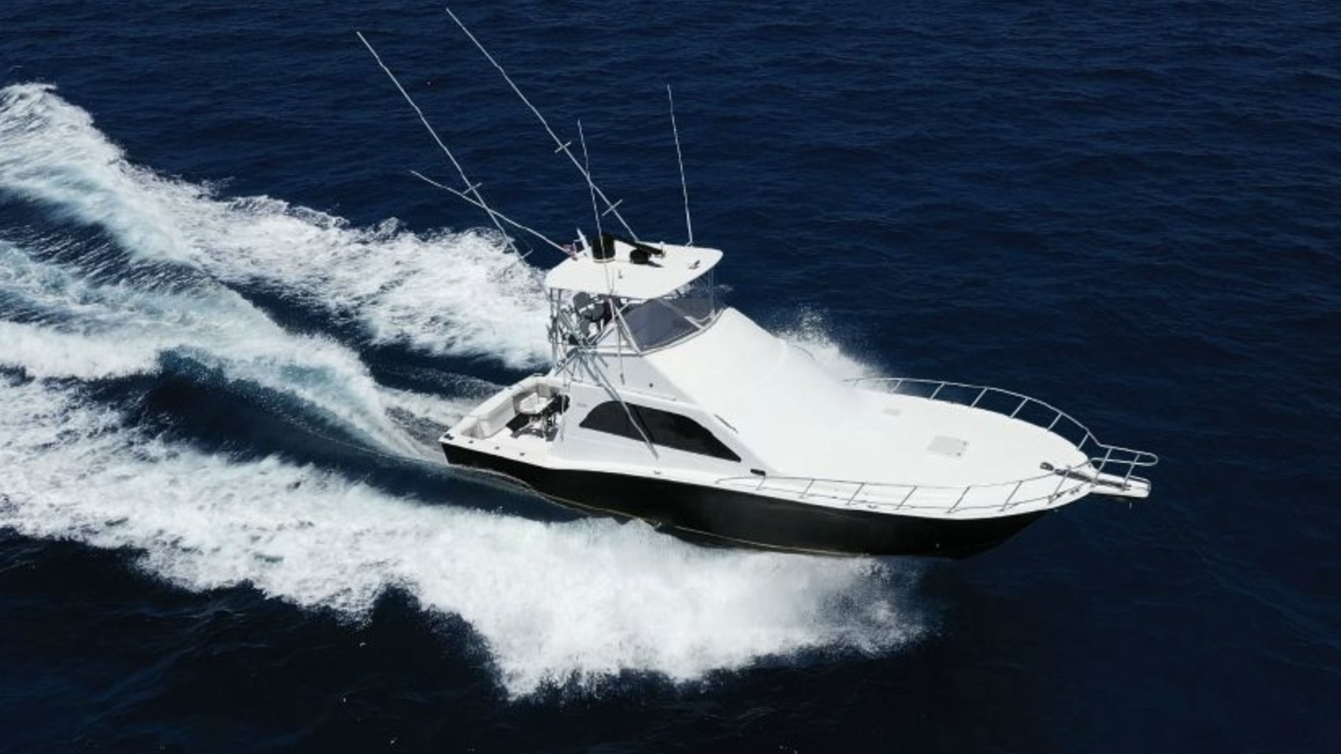 Cabo Powerboat